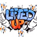 Lifted Up logo